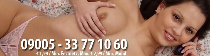 eine geile Telefonsex Nummer